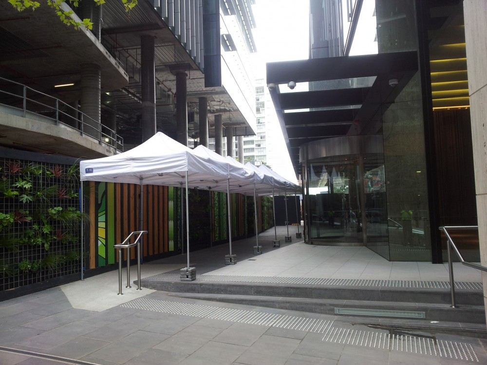 Trade Marquee