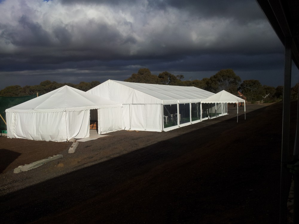 Large Marquee Hire