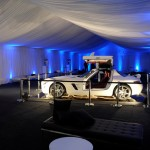 Hoppers Party Hire Corporate Functions Setup